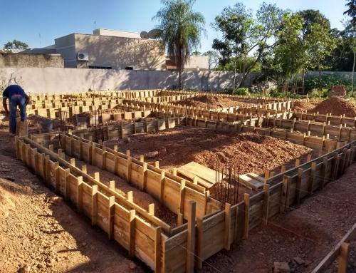 PROJETO ESTRUTURAL – SOBRADO RESIDENCIAL 300M²